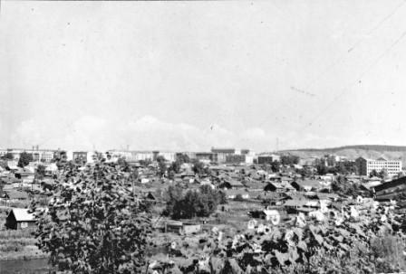 г.Кемерово в 50-60 годы 26