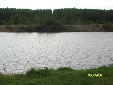 Озерцо на Южанке