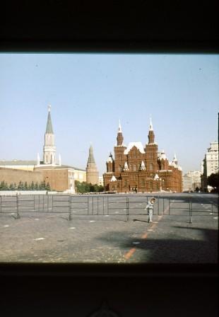 Коматозер тусует по Москве
