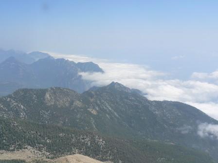 2365 м над уровнем моря