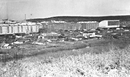 г.Кемерово в 50-60 годы 11