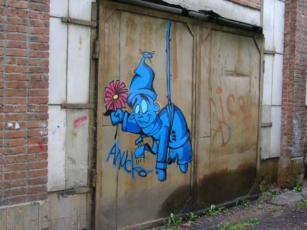 Еще граффити из Томска