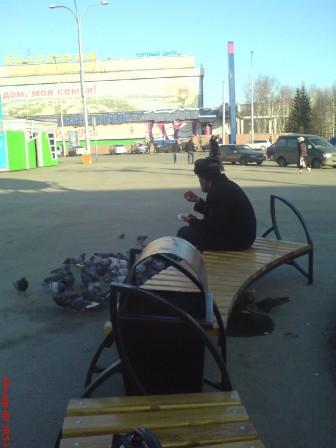 кемеровский БОМЖ