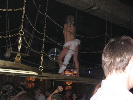 "go-go girls в клубе ""Ганеш"""