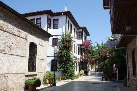 Турция, сентябрь 2010г.