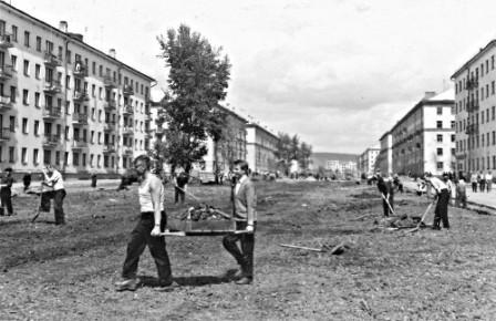 г.Кемерово в 50-60 годы 22