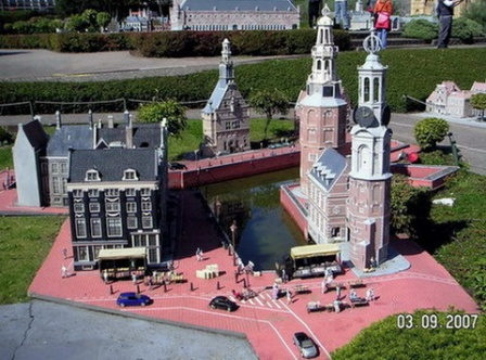 Нидерланды,мини Амстердам))