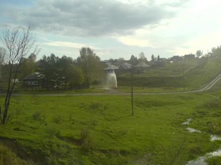 2 фонтан на Берёзе