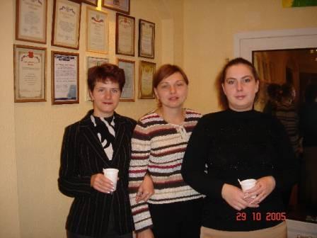 Три девицы на работе