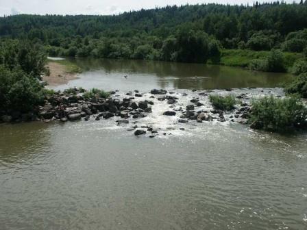 Река Барзас