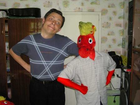 Мой краснокожий друг