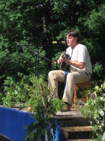 Поэтический фестиваль