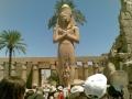 Рамзес II с супругой Нефертари