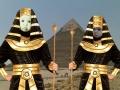 Как Кот и Крестный в Египтах отдыхали