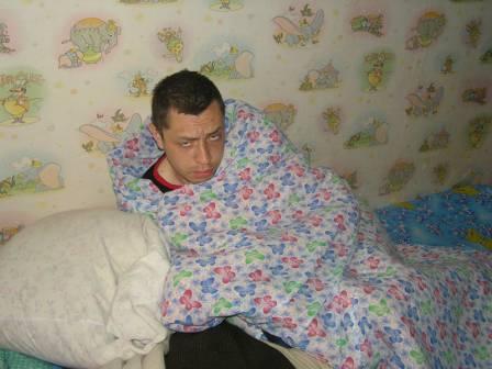 Доронин заболел :(