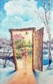 Фото с картины Березовского художника и поэта Сергея Пышненко